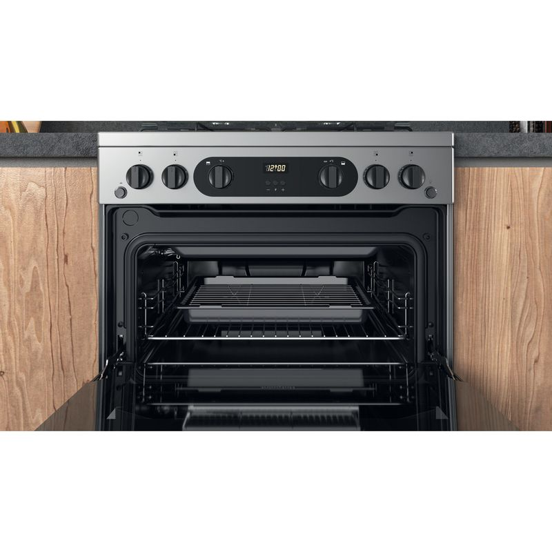 Hotpoint-Double-Cooker-HDM67G0CCX-UK-Inox-A--Cavity