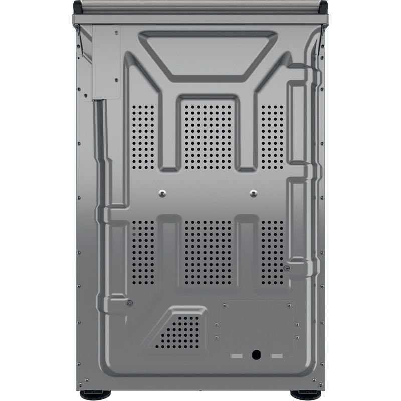 Hotpoint-Double-Cooker-HDM67G0CCX-UK-Inox-A--Back---Lateral