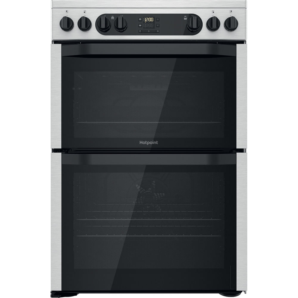 Hotpoint Double Cooker HDM67V9DCX/UK : discover the specifications of our home appliances and bring the innovation into your house and family.