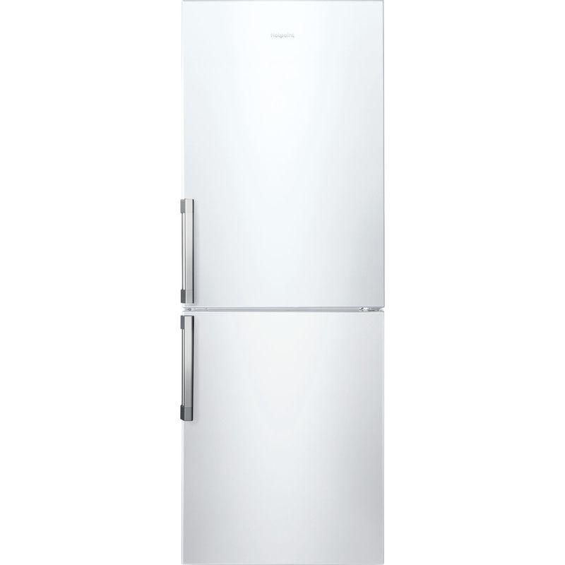Hotpoint-Fridge-Freezer-Free-standing-NFFUD-190-W-White-2-doors-Frontal
