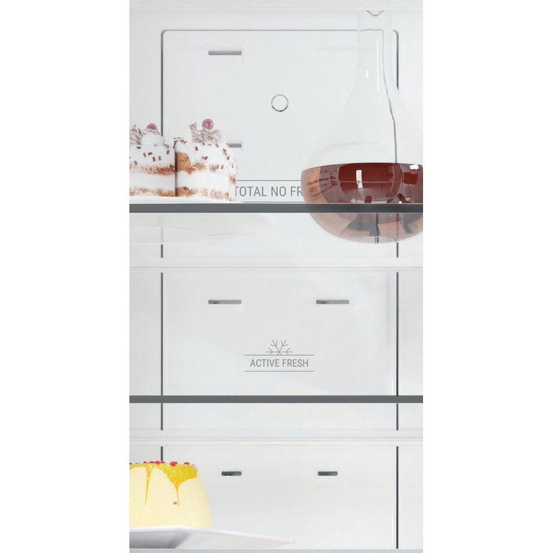 Hotpoint-Fridge-Freezer-Free-standing-NFFUD-190-W-White-2-doors-Lifestyle-detail