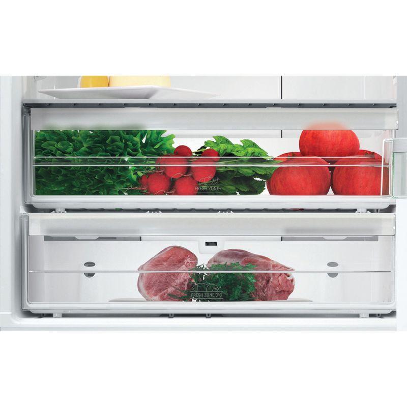 Hotpoint-Fridge-Freezer-Free-standing-NFFUD-190-W-White-2-doors-Drawer