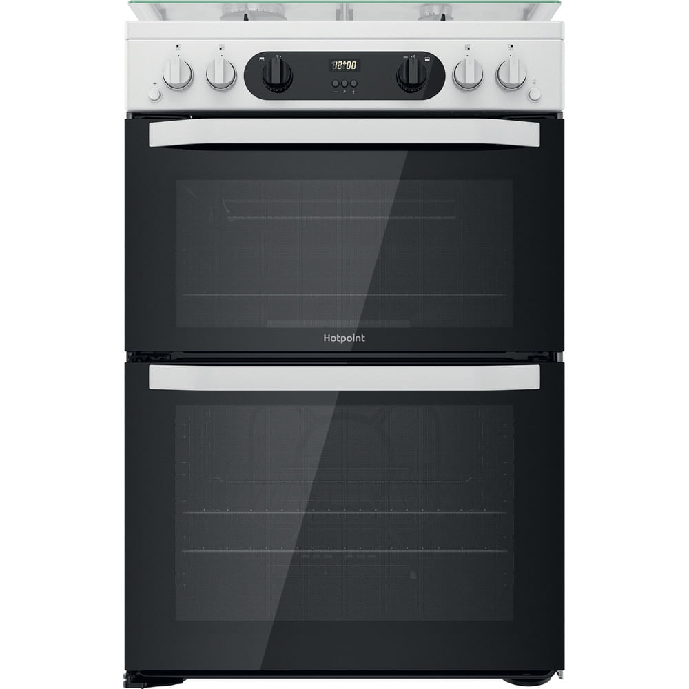 Hotpoint Double Cooker HDM67G0CCW/UK : discover the specifications of our home appliances and bring the innovation into your house and family.