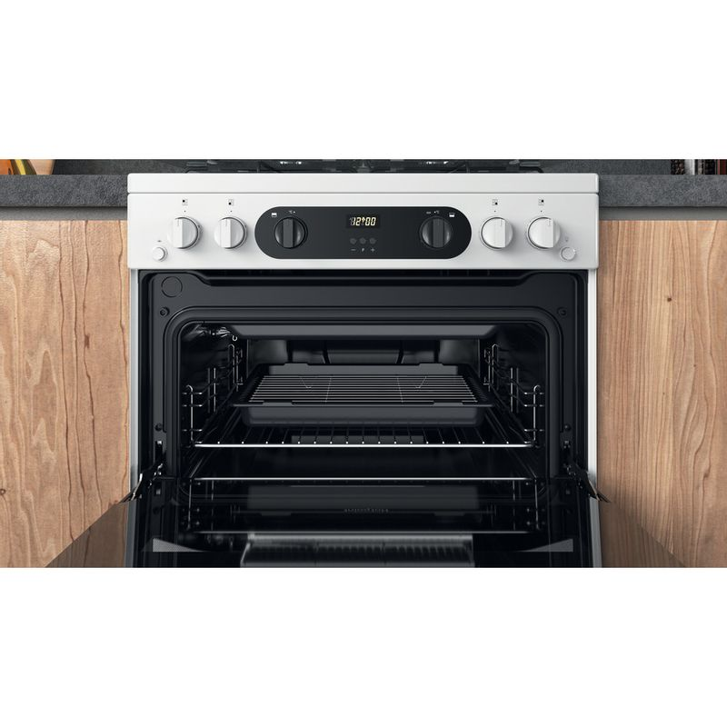 Hotpoint-Double-Cooker-HDM67G0CCW-UK-White-A--Cavity