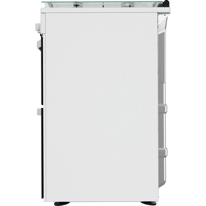 Hotpoint-Double-Cooker-HDM67G0CCW-UK-White-A--Back---Lateral