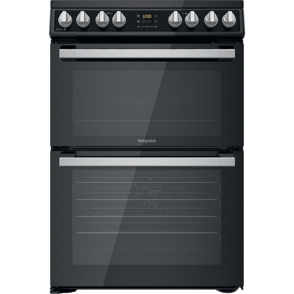 Hotpoint Double Cooker HDT67V8D2CB/UK : discover the specifications of our home appliances and bring the innovation into your house and family.