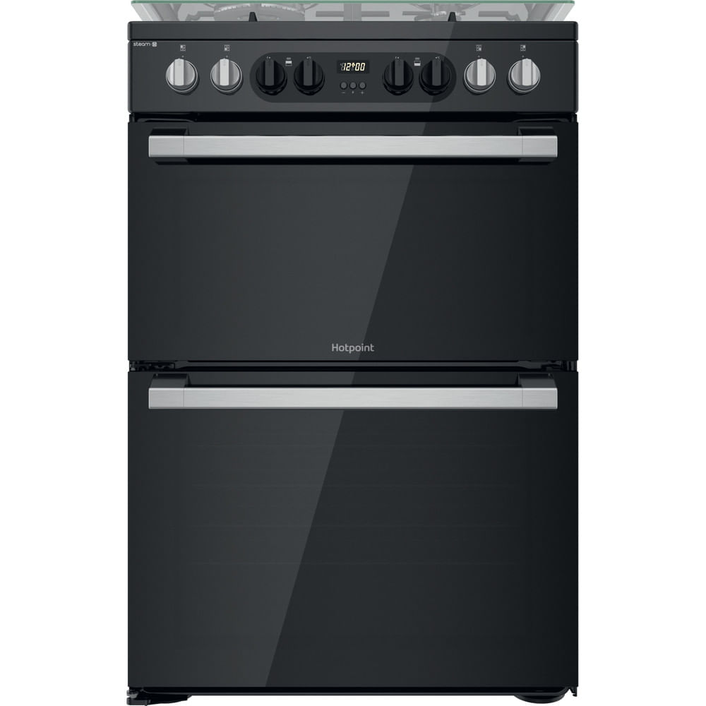 Hotpoint Double Cooker HDM67G8CCB/UK : discover the specifications of our home appliances and bring the innovation into your house and family.
