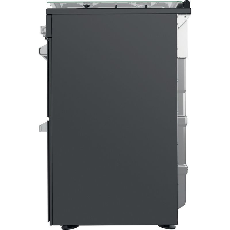 Hotpoint-Double-Cooker-HDM67G8CCB-UK-Black-A-Back---Lateral