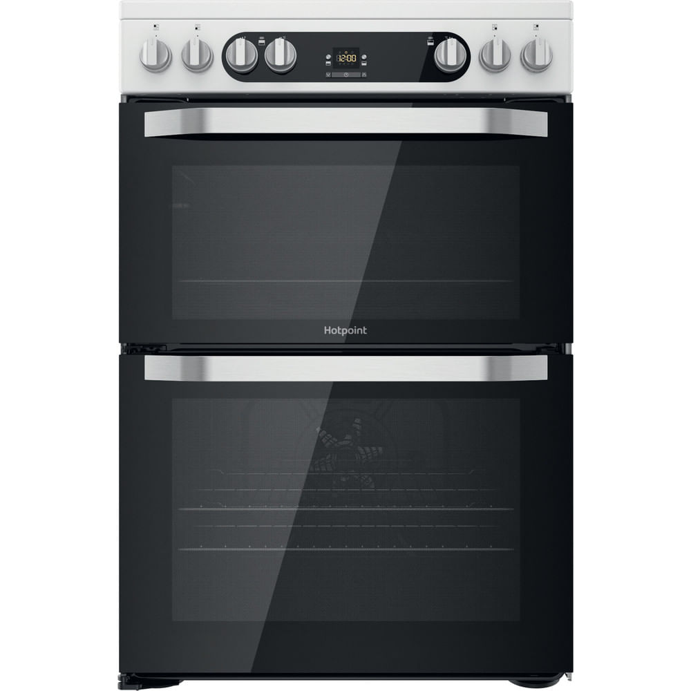 Hotpoint Double Cooker HDM67V9HCW/UK/1 : discover the specifications of our home appliances and bring the innovation into your house and family.