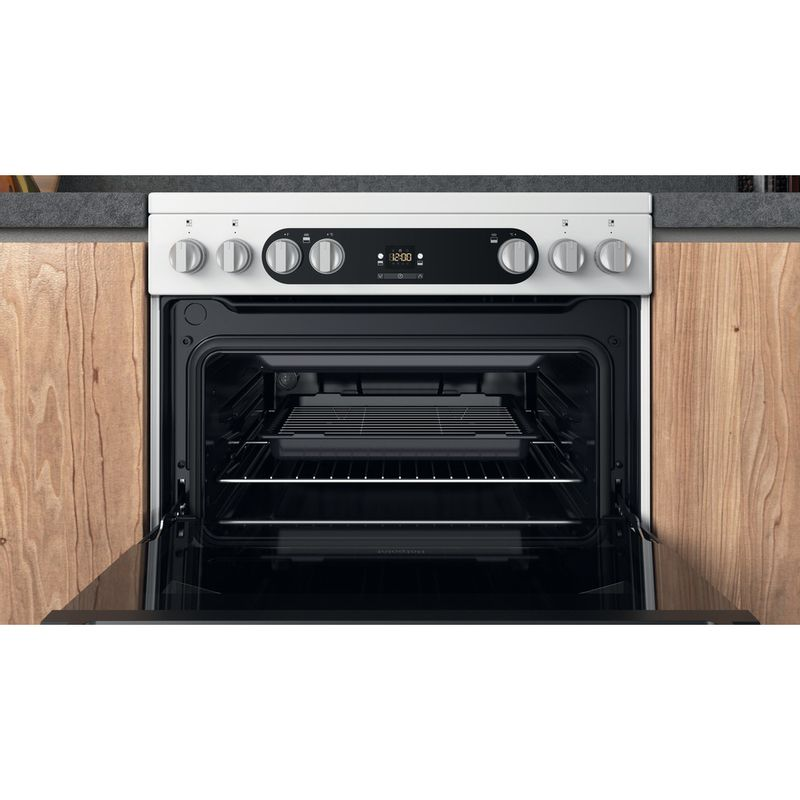 Hotpoint-Double-Cooker-HDM67V9HCW-UK-1-White-A-Cavity