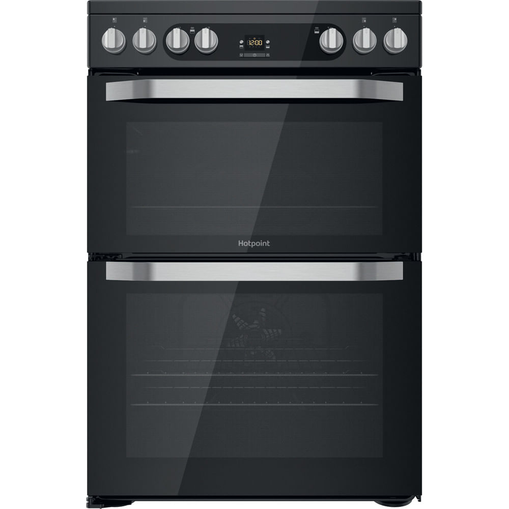 Hotpoint Double Cooker HDM67V9HCB/U : discover the specifications of our home appliances and bring the innovation into your house and family.