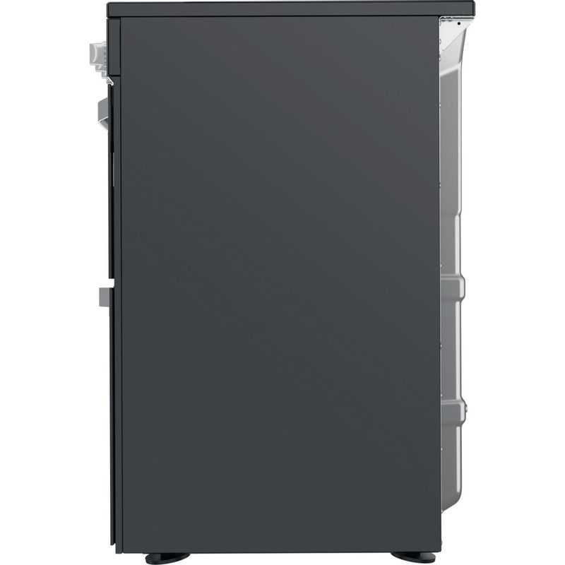 Hotpoint-Double-Cooker-HDM67V9HCB-U-Black-A-Back---Lateral