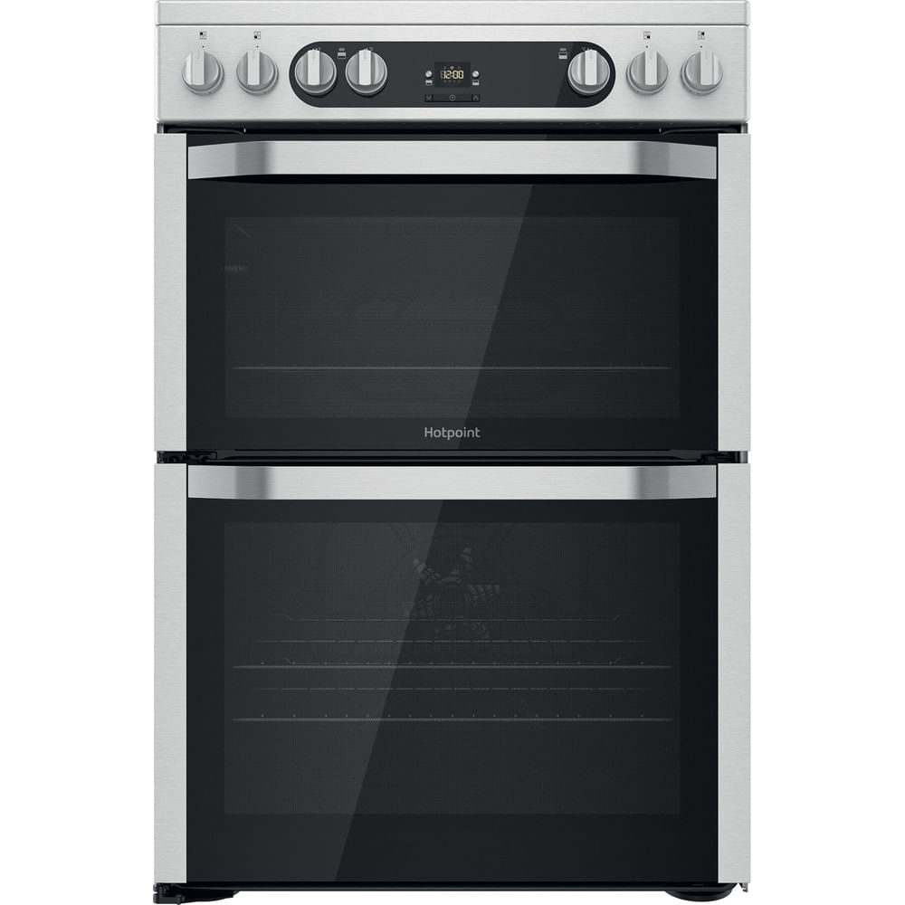 Hotpoint Double Cooker HDM67V9HCX/UK : discover the specifications of our home appliances and bring the innovation into your house and family.