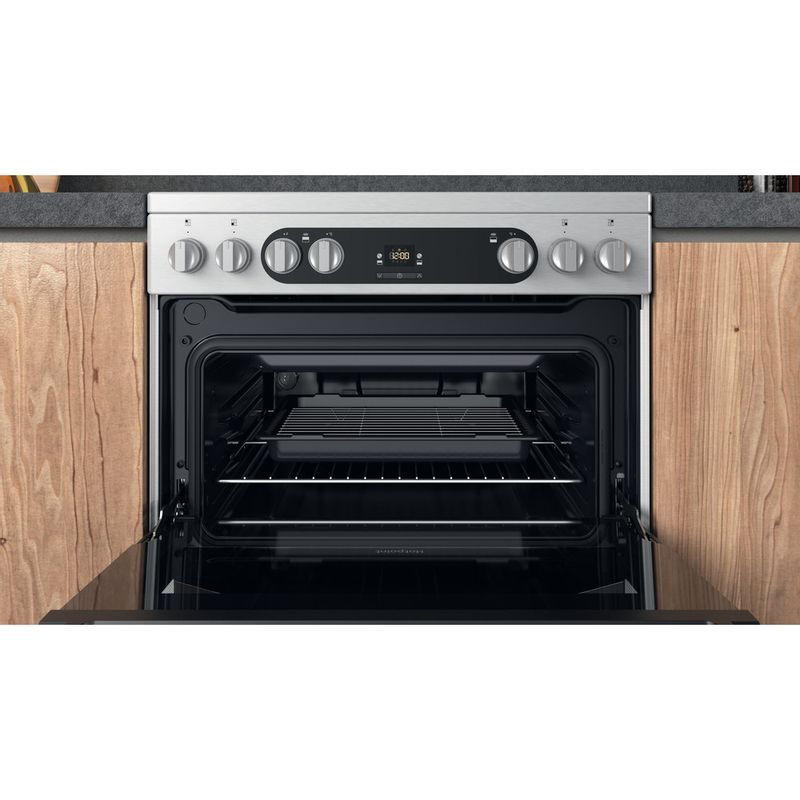 Hotpoint-Double-Cooker-HDM67V9HCX-UK-Inox-A-Cavity