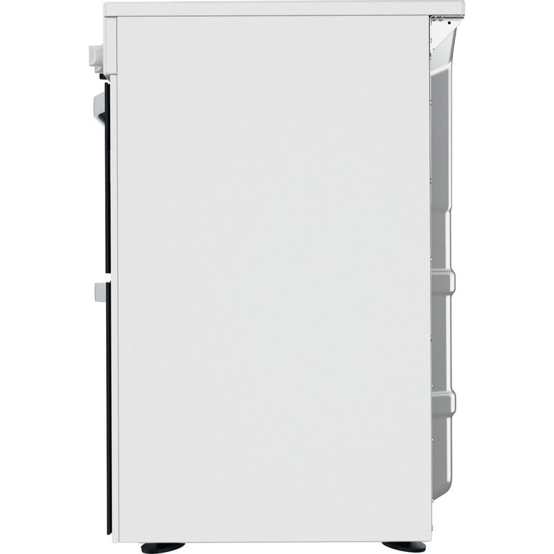 Hotpoint-Double-Cooker-HDM67V9CMW-U-White-A-Back---Lateral
