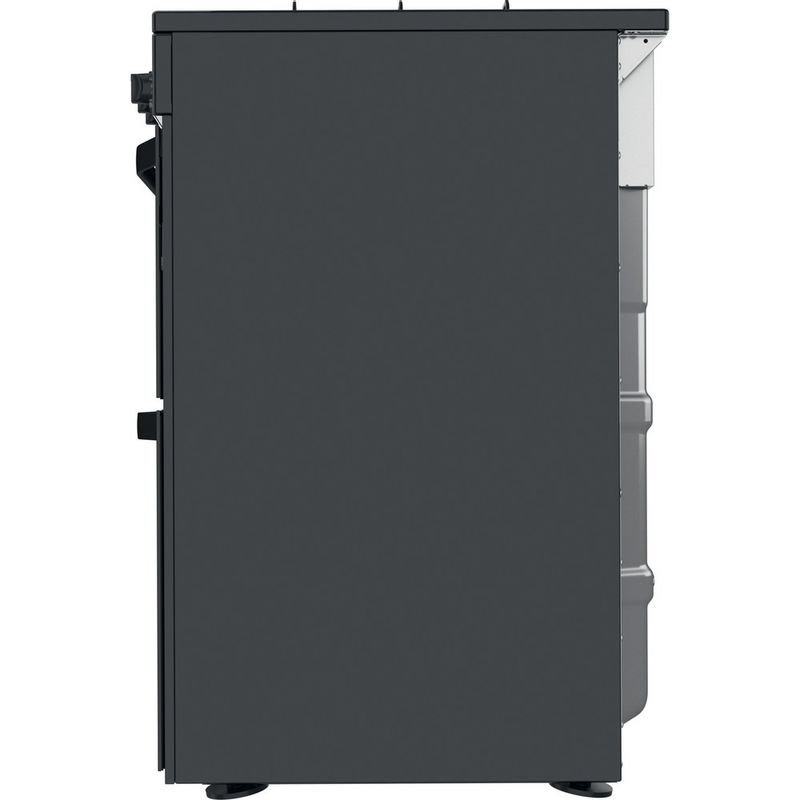Hotpoint-Double-Cooker-HDM67G0CMB-UK-Black-A--Back---Lateral