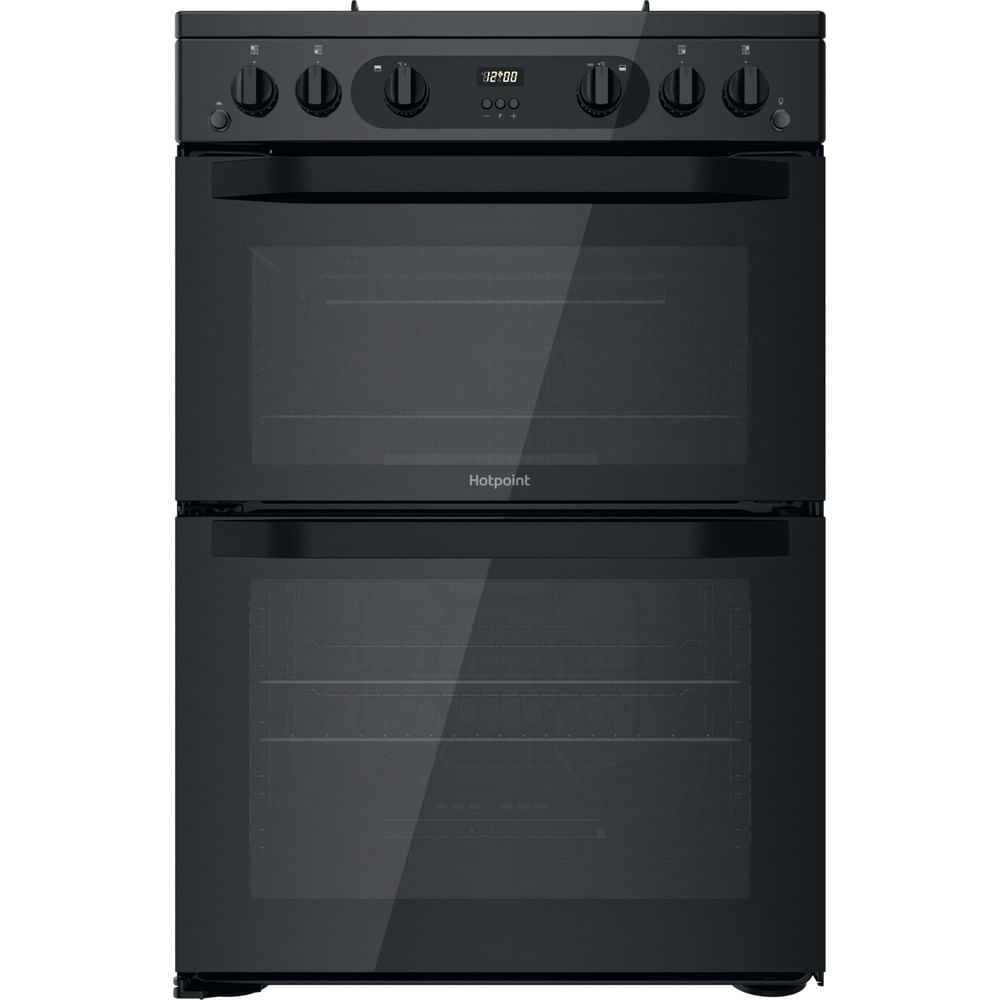 Hotpoint Double Cooker HDM67G0CMB/UK : discover the specifications of our home appliances and bring the innovation into your house and family.