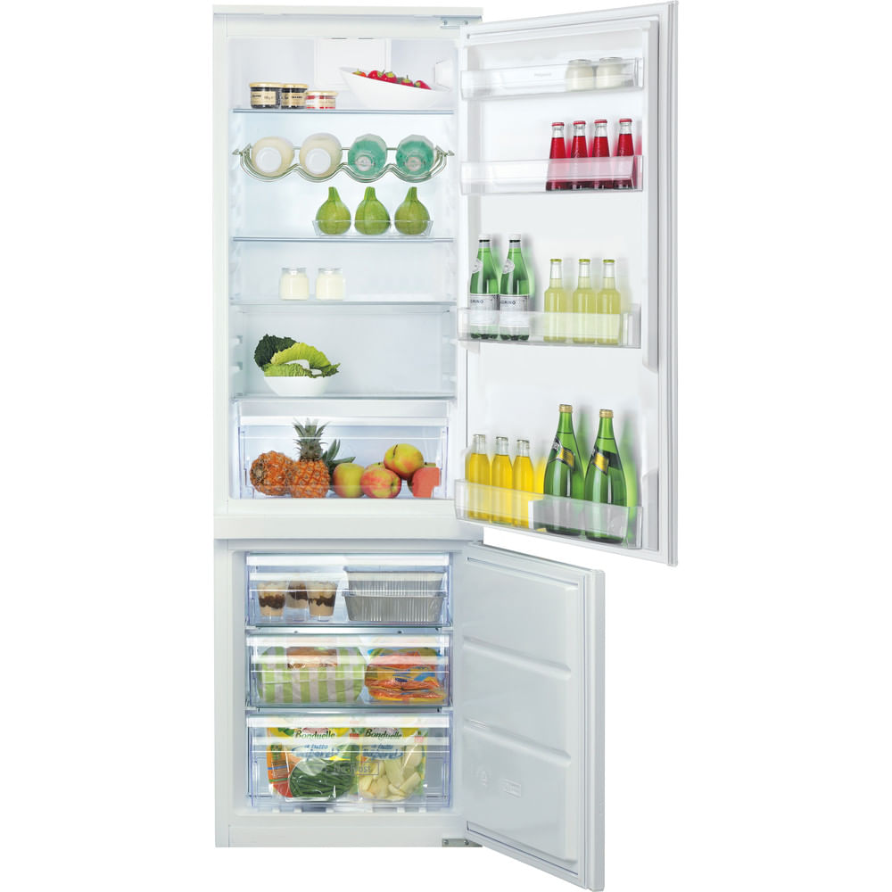 Hotpoint Integrated fridge freezer HMCB 7030 AA DF 0 : discover the specifications of our home appliances and bring the innovation into your house and family.