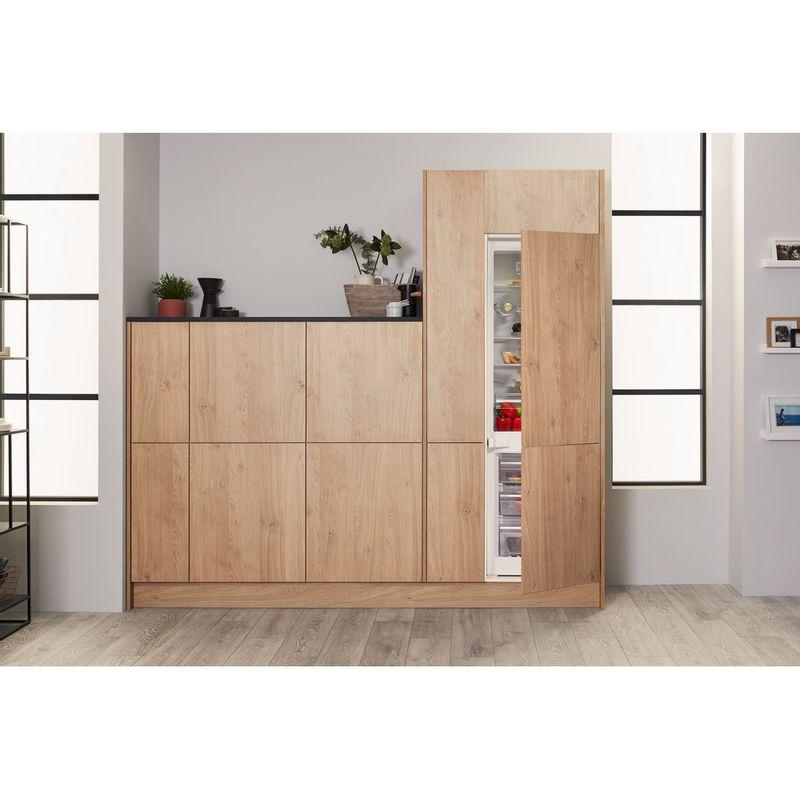 Hotpoint-Fridge-Freezer-Built-in-HMCB-7030-AA-DF-0-White-2-doors-Lifestyle-frontal-open