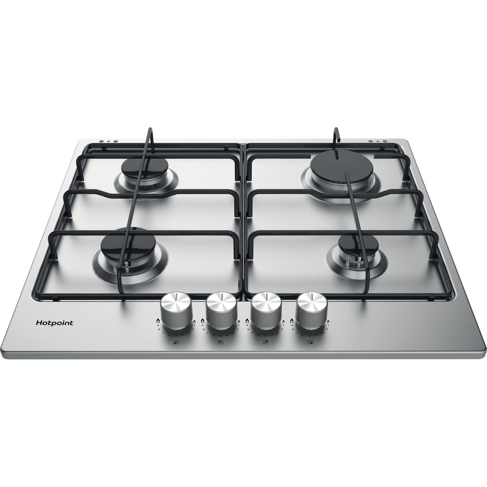 Hotpoint Gas Hob PPH 60P F IX UK : discover the specifications of our home appliances and bring the innovation into your house and family.