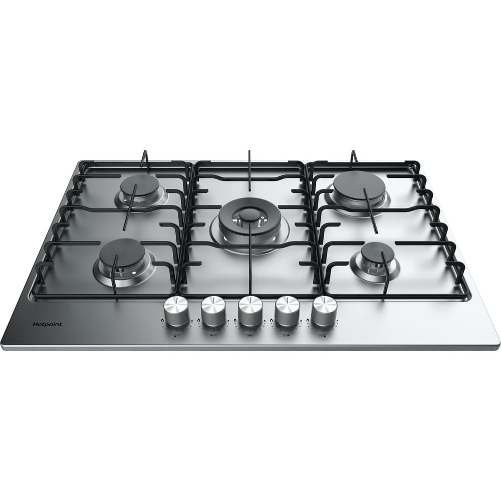 Hotpoint Gas Hob PPH 75P DF IX UK : discover the specifications of our home appliances and bring the innovation into your house and family.