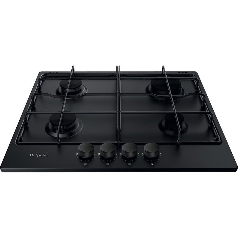 Hotpoint-HOB-PPH--60P-F-NB-Antracite-GAS-Frontal-top-down