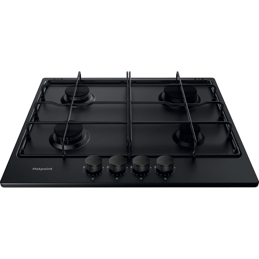 Hotpoint Gas Hob PPH  60P F NB : discover the specifications of our home appliances and bring the innovation into your house and family.