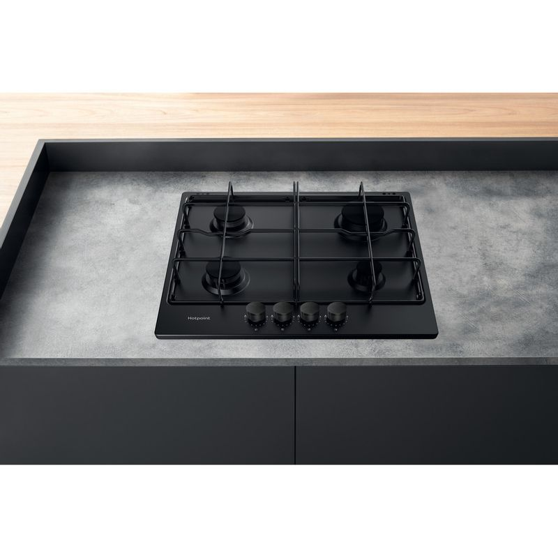 Hotpoint-HOB-PPH--60P-F-NB-Antracite-GAS-Lifestyle-frontal