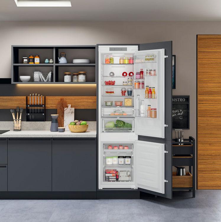 Hotpoint Fridge Freezer Models