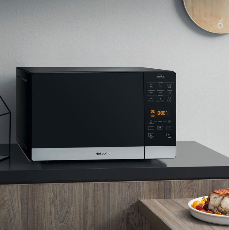 Freestanding and Built-in Microwaves