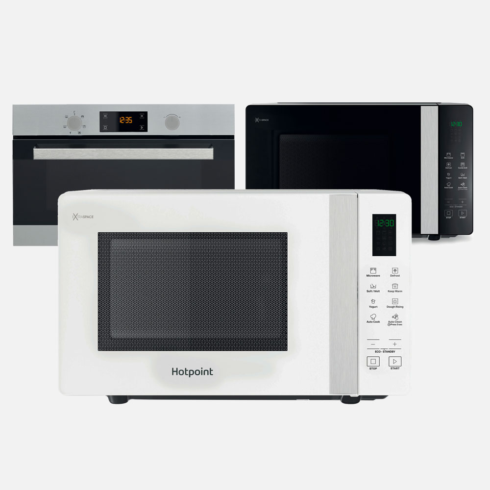 The Right Microwave For Your Family
