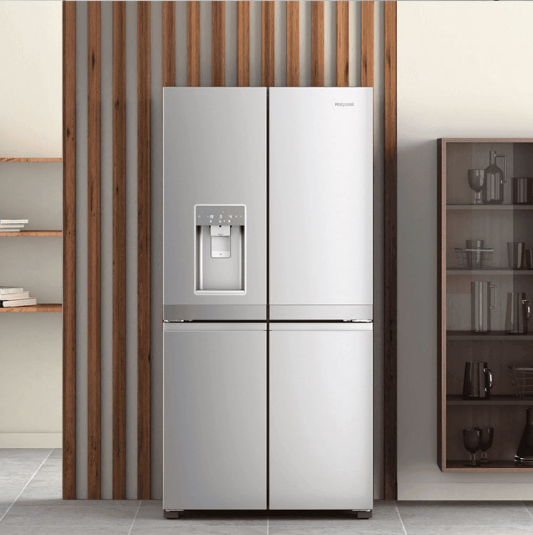 Hotpoint Fridge Freezer Dimensions Guide