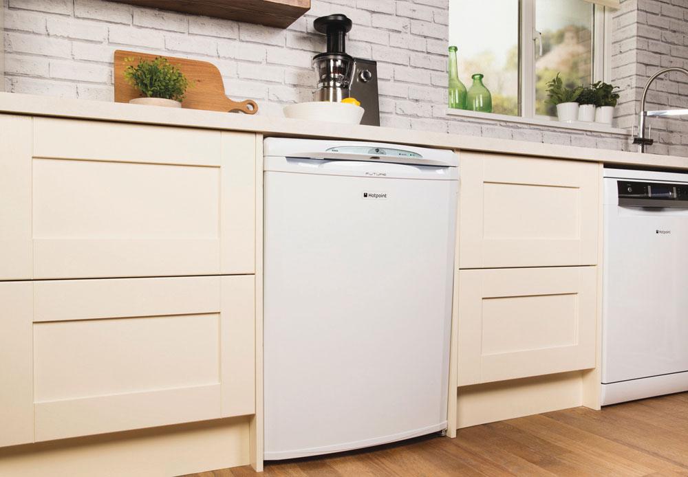 Hotpoint Freestanding & Built-In Freezers