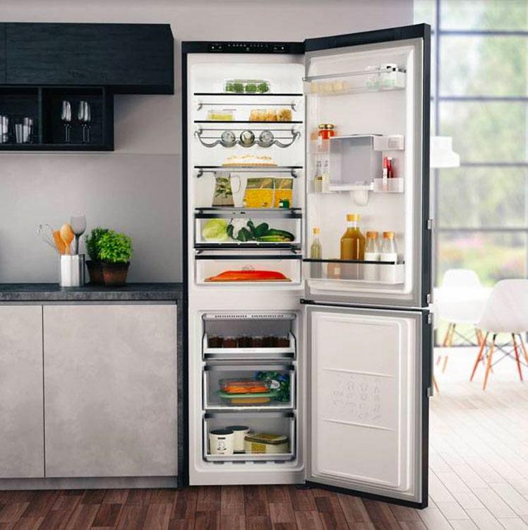 Day1 Fridge Freezer Technology