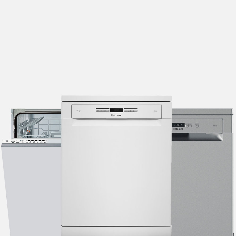 Hotpoint Dishwasher Range