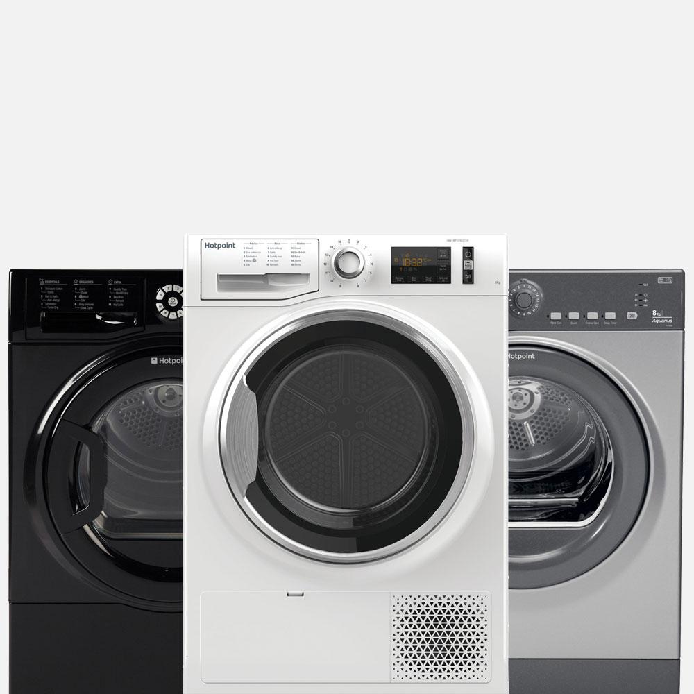 Choosing the right tumble dryer