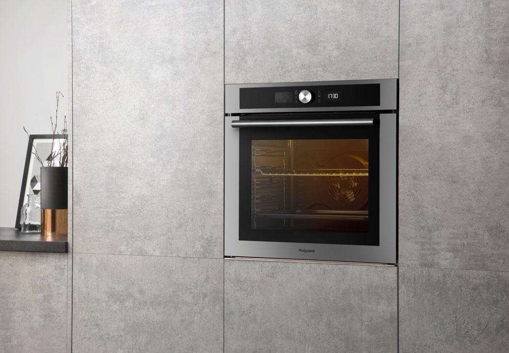 Hotpoint ovens range