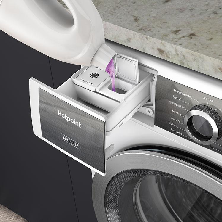 Auto Dose Washing Machine