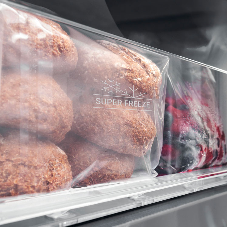 Hotpoint No Frost Fridge Freezer System