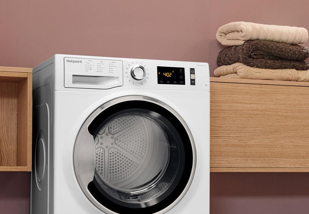 Hotpoint Tumble Dryers Large Capacity