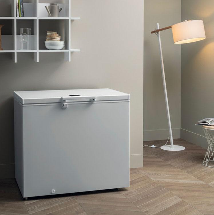 Hotpoint Freezer Storage Options